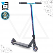 Resolute Stunt Scooter – Black/Neo Bar