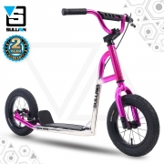 Terra Firma 12″ Scooter – Pink/Chrome