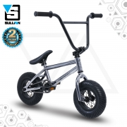Ambush Mini BMX – Gun Metal