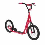 Sullivan Pink Big Wheel Scooter