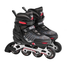Sullivan X-Drive 60 Adjustable Inline Skate Black/Red