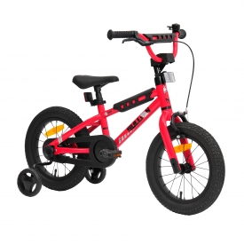 14″ Sullivan Safeguard Boys Bike Red/Black