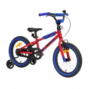 16″ Sullivan Safeguard Bike Red/Blue