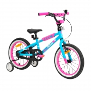 16″ Sullivan Safeguard Bike Blue/Pink