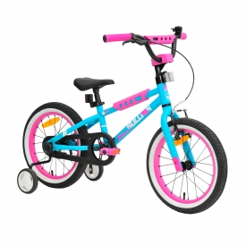 16″ Sullivan Safeguard Girls Bike Blue/Pink