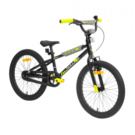 20″ Sullivan Safeguard Boys Bike Black/Yellow/Gray
