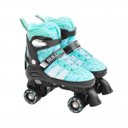 Sullivan Quick 40 Quad Skate Teal/Black