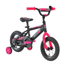 12″ Sullivan ST Girls Bike Black/Pink