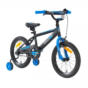 16″ Sullivan ST Bike Black/Blue
