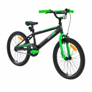 20″ Sullivan ST Boys Bike Black/Green