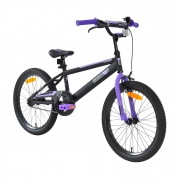 20″ Sullivan ST Bike Black/Purple