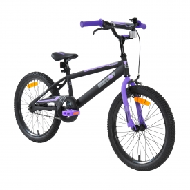 20″ Sullivan ST Girls Bike Black/Purple