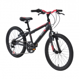 20″ Sullivan ST Boys Pavement Bike Black/Red