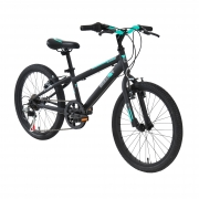 20″ Sullivan ST Girls Pavement Black/Mint