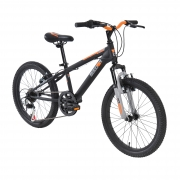 20″ Sullivan ST MTB Bike Black/Orange/Gray