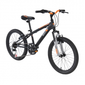 20″ Sullivan ST Boys MTB Bike Black/Orange/Gray