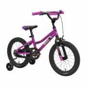 16″ Sullivan AL Bike Purple