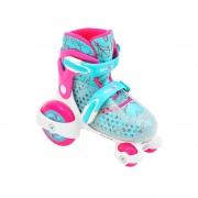 Sullivan Fun Roller Skate Teal/Pink