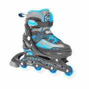 Sullivan SS 185 Adjustable Inline Skate Black/Blue