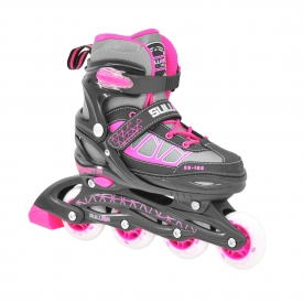Sullivan SS 185 Adjustable Inline Skate Black/Pink