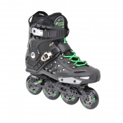 Sullivan SS 444 Adjustable Inline Skate Black/Green