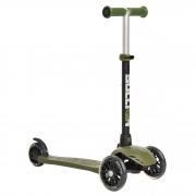 Fun Wheels Tri Scooter Green