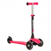Fun Wheels Tri Scooter Pink