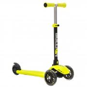 Fun Wheels Tri Scooter Yellow